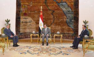 السيسي وحفتار يناقشان الأزمة الليبية في القاهرة