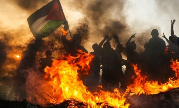 """الفلسطينيون: وقف """"إطلاق النار"""" في غزة تم التوصل إليه مع إسرائيل"""