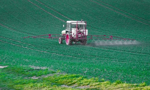 برنامج تدريبي حول تطبيق مبيدات الحشرات