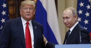 """ترامب يستدعي بوتين ويتحدث عن """"الخدعة الروسية"""""""