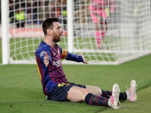 ميسي يصنع الفارق مع برشلونة في دوري أبطال أوروبا